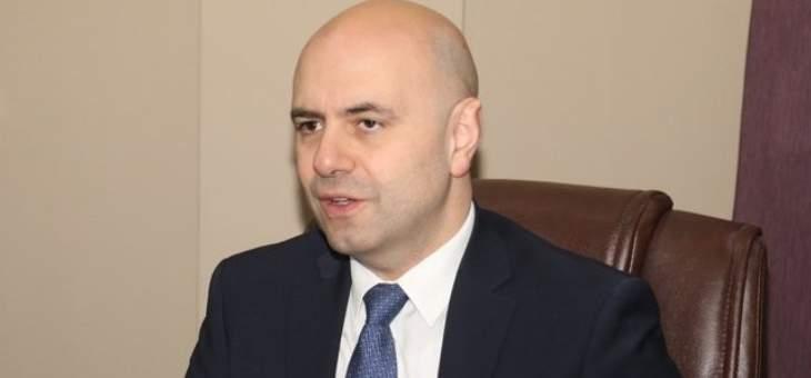 حاصباني: موقف باسيل بالجامعة العربية لا يساعد المسار الاستقراري الذي نريده للبنان