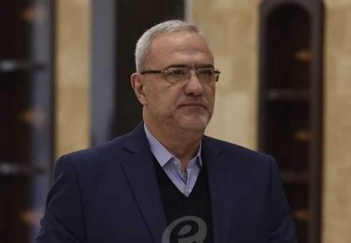 قماطي: حزب الله ينظر الى العقوبات الأميركية كأنها لم تكن