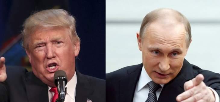 التايمز: ترامب بحاجة إلى بوتين للنجاح في السياسة الخارجية