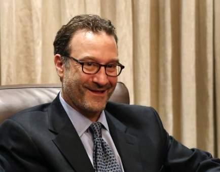 """مصدر دبلوماسي توقع عبر """"الشرق الأوسط"""" أن يزور شينكر بيروت خلال 10 أيام لاستكمال مهمته"""