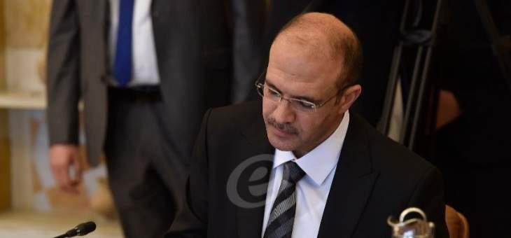 وزير الصحة: كل الفحوصات التي أُجريت للمسافرين اللبنانيين العائدين من الرياض كانت سلبية