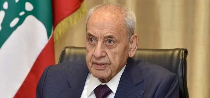 مصادر للشرق الأوسط: بري مصرّ على مبادرته ويواصل اتصالاته استعدادا لاجتماعه بالحريري