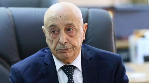 صالح طالب بدور عربي لمواجهة الغزو التركي لليبيا: لسحب الإعتراف بحكومة السراج