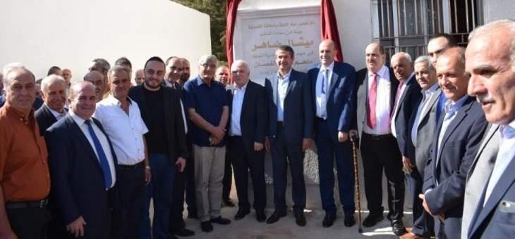 ميشال ضاهر: اجتماع لنواب البقاع لاتخاذ اجراءات وقف تهريب البضائع