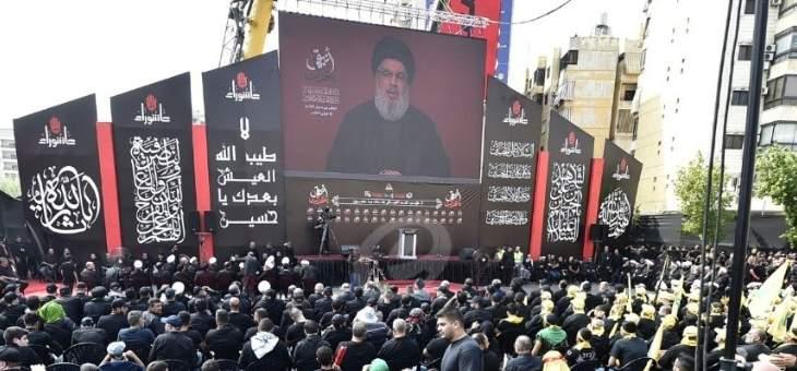 """هل يفرض """"حزب الله"""" معادلة جديدة مع الولايات المتحدة؟"""
