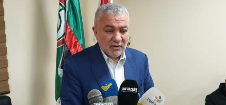 محمد نصرالله: للذهاب إلى قانون انتخاب غير طائفي ونستقيل عندما ندرك أن الأكثرية تريد ذلك