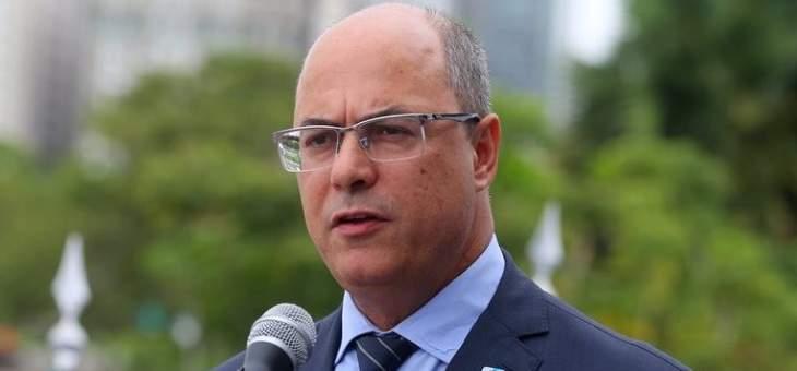 حاكم ريو دي جانيرو شبّه عصابات المخدرات في مدينته بحزب الله: سنرد بطريقة إسرائيل