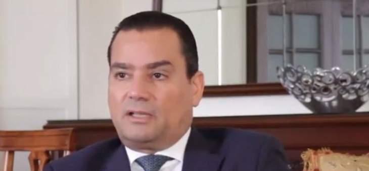 فيصل الصايغ: لبنان بلد مفلس وليس لنا خيار سوى المبادرة الفرنسية