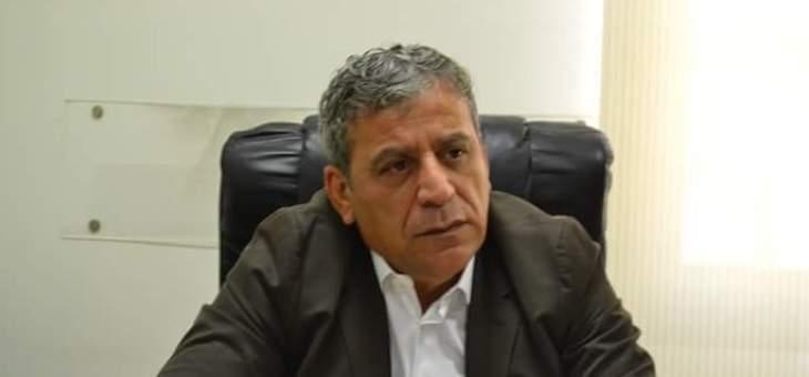 علي خريس: لنبذ الخلافات والتوحد في رؤية القضايا الوطنية
