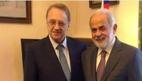 بوغدانوف أكد دعم روسيا لوحدة لبنان ومنع أي تدخّل خارجي يمسّ الاستقرار