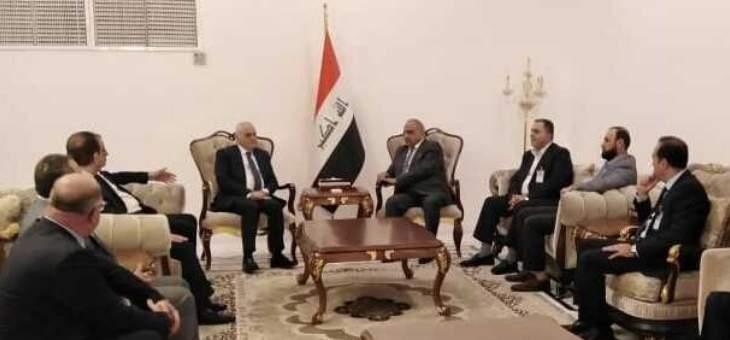 جبق: وضعنا خطة تنفيذية لحماية حقوق المرضى العراقيين في لبنان