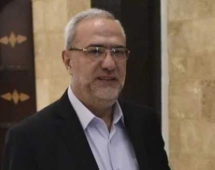 قماطي:الإرهاب الإقتصادي على لبنان هو لتحقيق التوطين وترسيم الحدود كما تريد إسرائيل