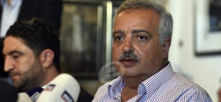 طلال أرسلان: لا خيار لهذا الوطن سوى المقاومة