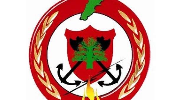الدفاع المدني أخمد حريق أعشاب في بنت جبيل