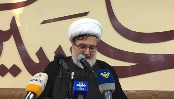 الشيخ بغدادي: نمرّ بمرحلة دقيقة على صعيد الوضع الاقتصادي