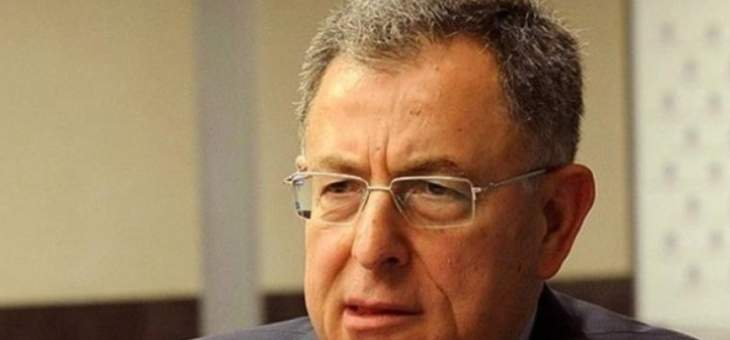 """السنيورة تخوف من """"مزارع شبعا بحرية"""" مع إسرائيل:نرفض القيام بخطوات غير مدروسة"""