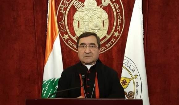 المطران خيرالله: حالتنا في مواجهة وباء كورونا تشبه حالة يسوع على الصليب