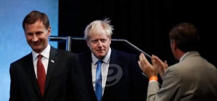 فوز بوريس جونسون بزعامة حزب المحافظين البريطاني ورئاسة الحكومة خلفا لتيريزا ماي