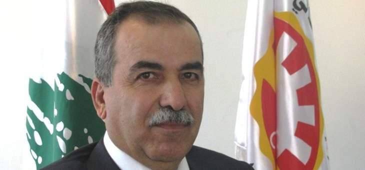 """حسن فقيه لـ""""النشرة"""": الحل يبدأ بضرب المحتكرين والمصارف في لبنان لم تكن وسيطًا ماليًا نزيهًا"""