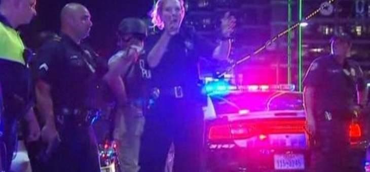 سقوط 20 ضحية بين قتيل وجريح نتيجة إطلاق النار بتكساس وإعتقال مطلقي النار