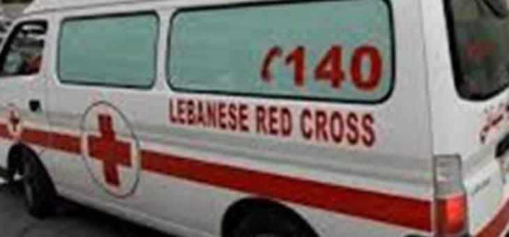 إصابة سوري بانفجار لغم في خراج المقيبلة وادي خالد