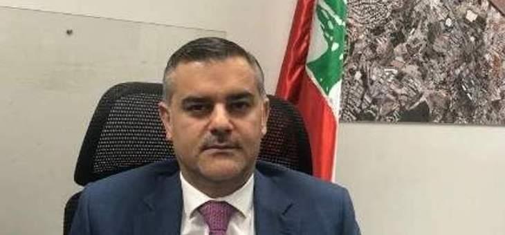 الحسن: المطار سيعاود عمله في الثلث الأخير من حزيران