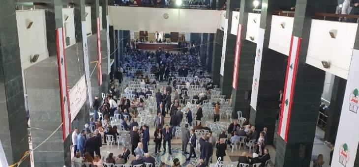 فوز المرشح المستقل ملحم خلف في مركز نقيب المحامين في بيروت