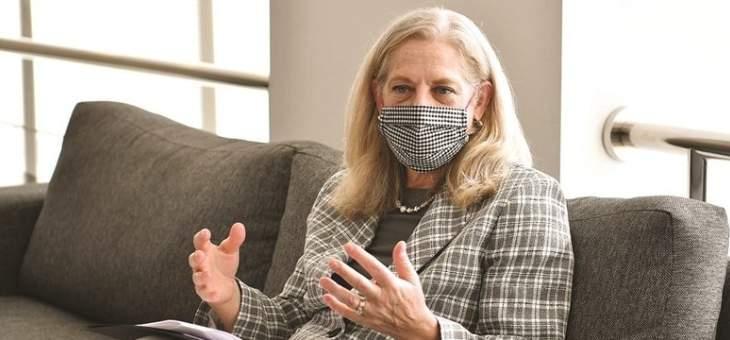 سفيرة أميركا بالكويت: نريد أن نرى الأسد وأنصاره يحاسبون على جرائمهم