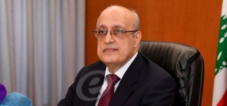 """شرف أبو شرف لـ""""النشرة"""": وتيرة التلقيح في لبنان بطيئة وطالبنا بإعطاء الأولوية للإعلاميين والقطاع التعليمي"""