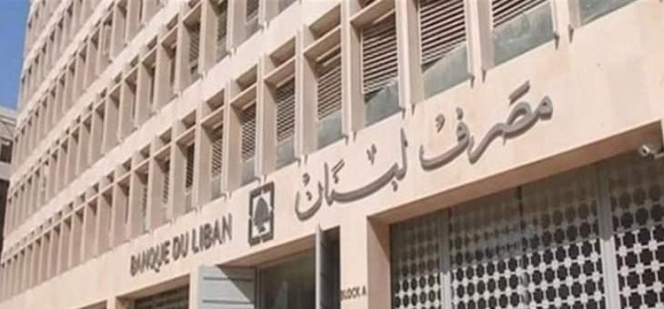 تجمع عدد من الطلابأمام مصرف لبنان المركزي في الصنائع وقطع الطريق جزئيا