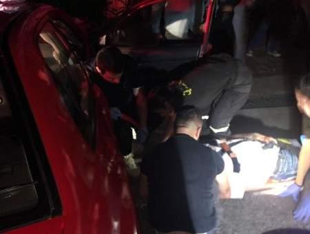 الدفاع المدني: خمسة جرحى اثر حادث سير فجرا في غزير