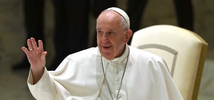 وزير خارجية الإكوادور: البابا فرنسيس سيزور بلدنا في عام 2024