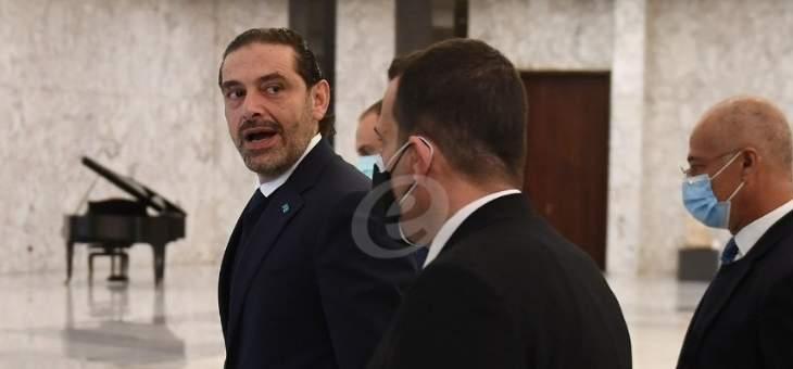 دبلوماسي عربي : لا نؤيد الحريري ولكن لا بديل عنه حالياً