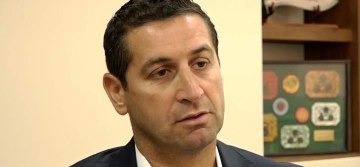 إدي معلوف: ماذا لو قبل حزب الله بعرض الإشتراكي له بالشراكة ببيع الإسمنت؟
