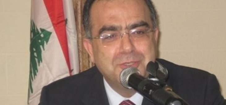عبد المنعم يوسف: الفساد اليوم بات غير مقبول وأدعو شقير لمناظرة معي بدل اتهامي