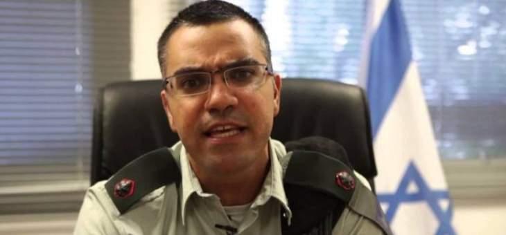 أدرعي: طائرة مسيرة تسللت من الأراضي اللبنانية إلى المجال الجوي الإسرائيلي وثم عادت إلى لبنان