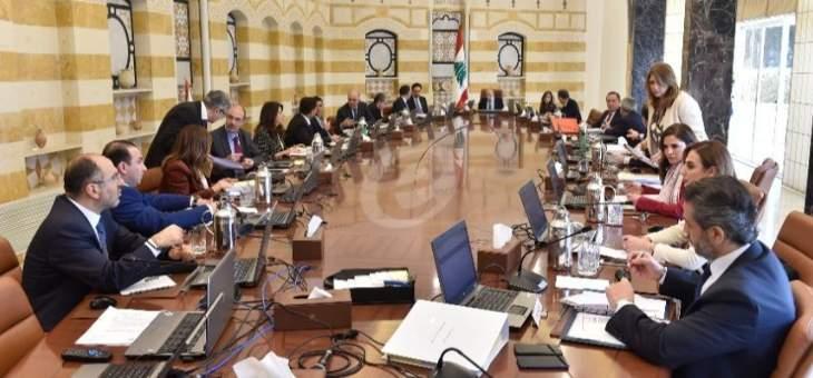 NBN: الحكومة اقرت آلية اعادة المغتربين من الخارج وفق ما رفعتها اللجنة الوزارية مع بعض التعديلات