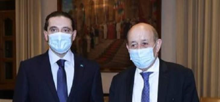 """بين زيارة لودريان واعتذار الحريري... هل """"تعبَّد"""" الطريق أمام الانتخابات؟"""