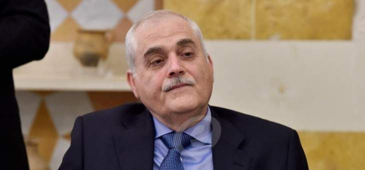 جبق: كل الأدوية في لبنان مؤمنة ولدينا مشكلة بالمعدات والمستلزمات الطبية