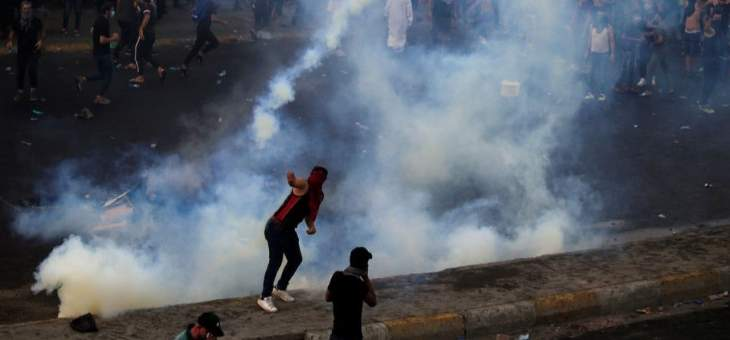 العربية: شرطة محافظة البصرة تخفف حالة الإنذار في صفوفها إلى 50%