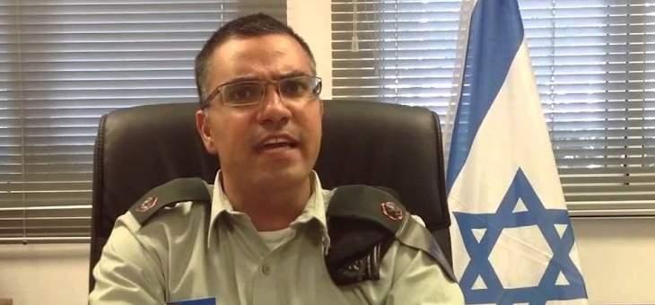 أدرعي: الجيش الإسرائيلي أغار على مواقع لحماس بغزة ردا على إطلاق بالونات متفجرة