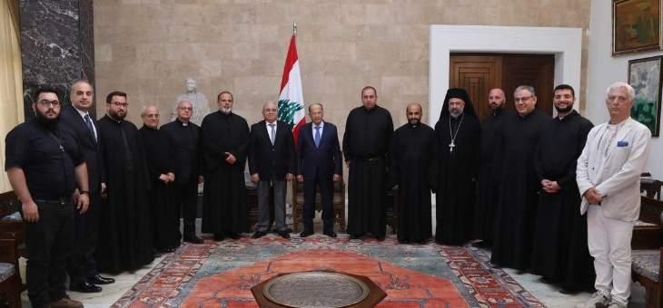 الرئيس عون: ما حصل بقبرشمون لا تمحي آثاره الا محاكمة عادلة سليمة تمهد الطريق امام المصالحة