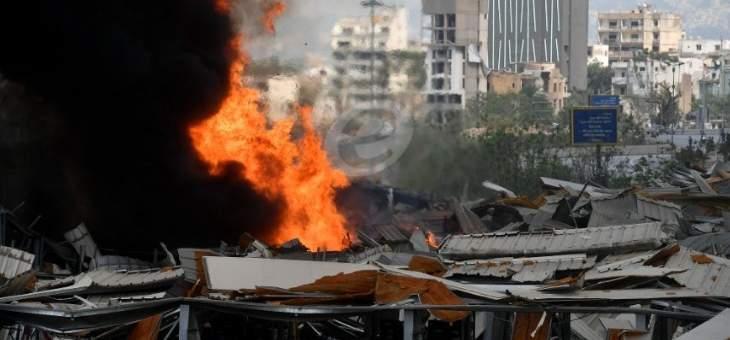 مجموعة شحن فرنسية: دعونا نعيد بناء مرفأ بيروت في أقل من 3 سنوات