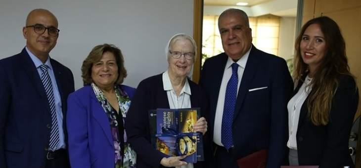 إتفاقية تعاون جديدة بين مستشفى قلب يسوع والجامعة الأميركية للعلوم والتكنولوجيا
