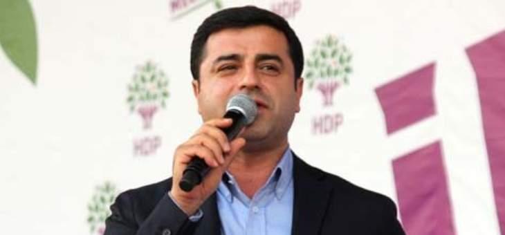 المحكمة الاوروبية لحقوق الانسان تنظر في توقيف تركيا لزعيم كردي