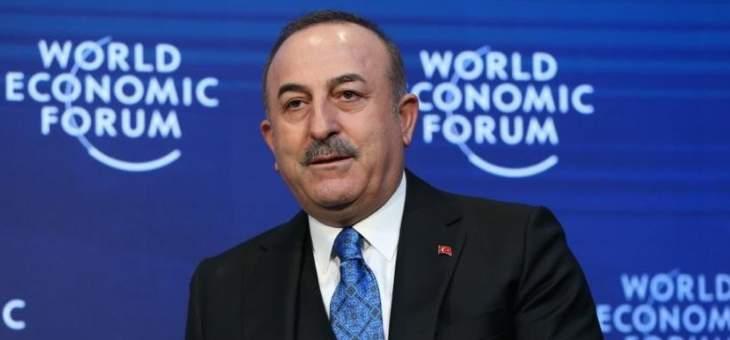 جاويش أوغلو: الناتو لم يقدم الدعم الكافي لتركيا في مكافحة الإرهاب