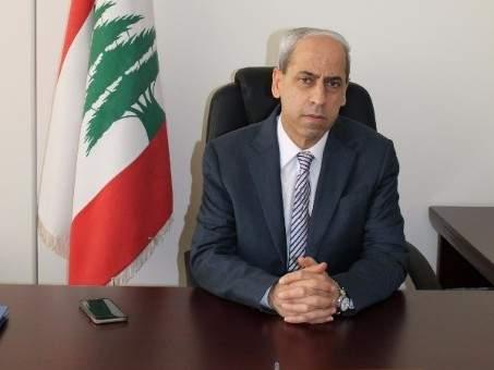 خير نقل عن سفير لبنان بغانا استعدادها لإرسال شتول وأشجار لإعادة تشجير الغابات والأحراج المحروقة