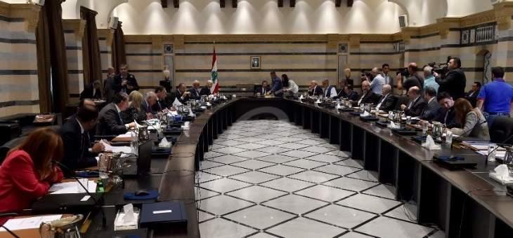"""مصدر وزاري للشرق الأوسط: """"التيار الوطني"""" يتحمل مسؤولية تفخيخ الأجواء السياسية داخل الحكومة"""