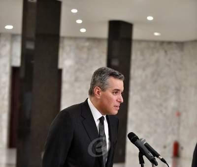 رئيس الحكومة المكلف مصطفى أديب يعتذر عن متابعة مهمة تشكيل الحكومة