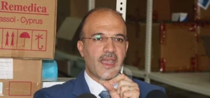 حسن: دعوت لإقفال البلد أسبوعين نتيجة عدم التزام المواطنين بالإجراءات الوقائية